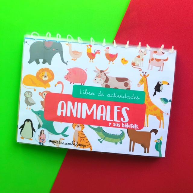 Animales Y Sus Hábitats