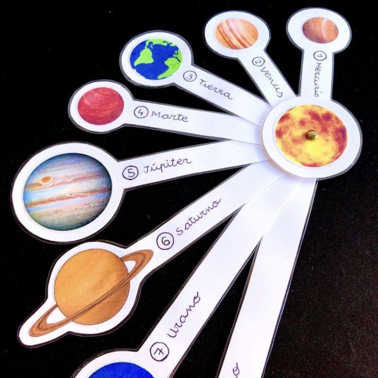 Ordenamos Planetas