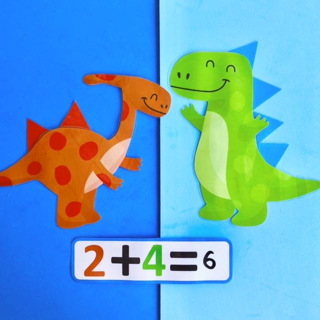 Aprendemos Con Dinosaurios