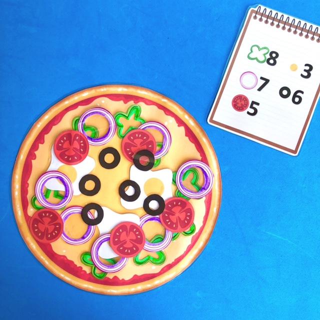 Pizzas Matemáticas